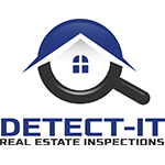 Detect-It Real Estate Inspections Logo