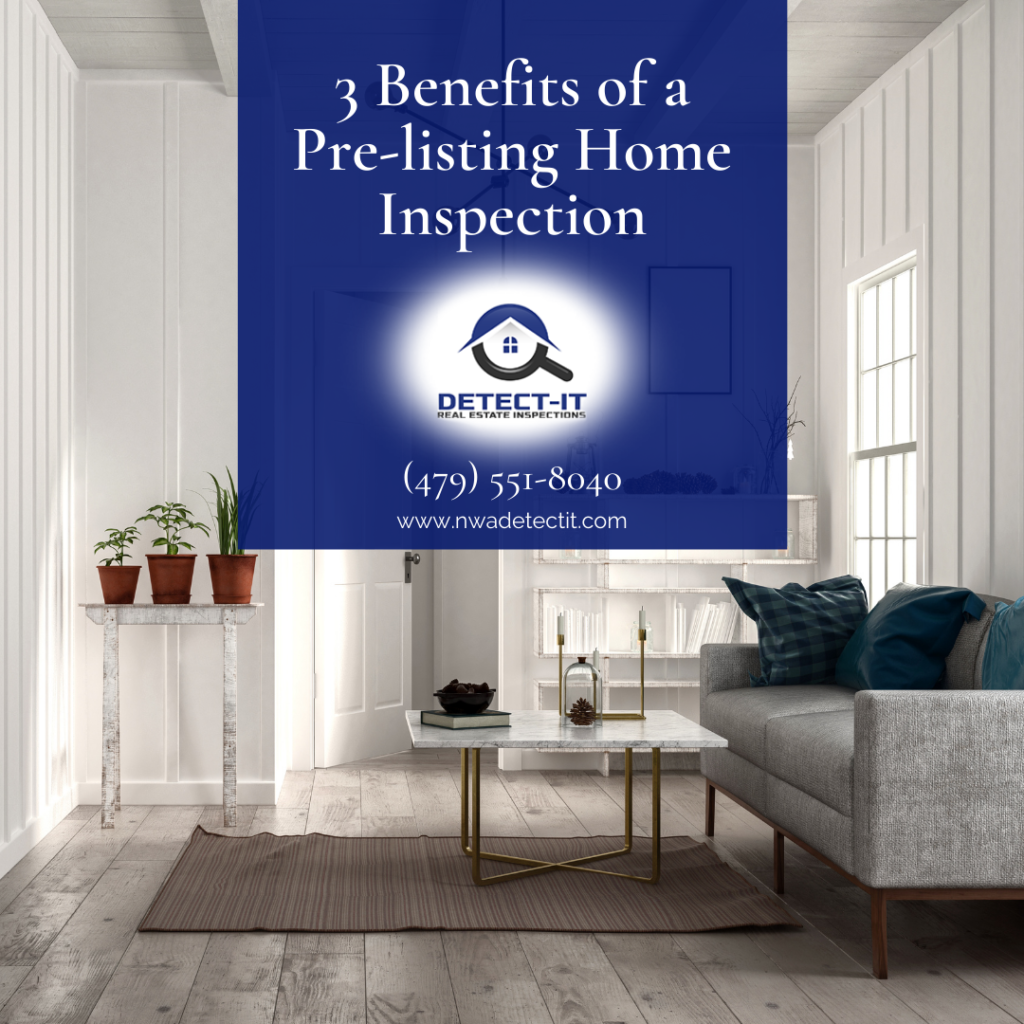 Home Inspection Fayetteville AR - Pre Listing